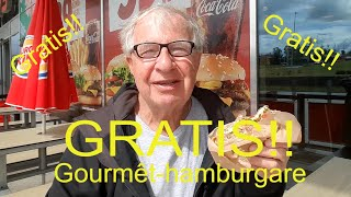2020-07-08 GRATIS WORD GOURMÊT-HAMBURGARE på Burger King