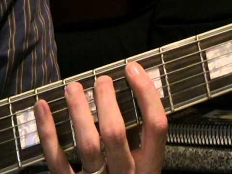 Guitar Lesson - Improving Left Hand Technique