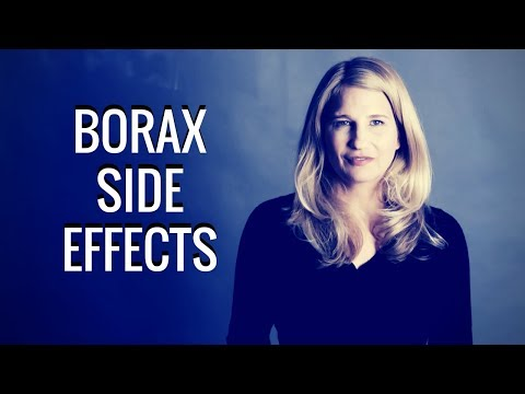 Borax Side Effects - Earth Clinic