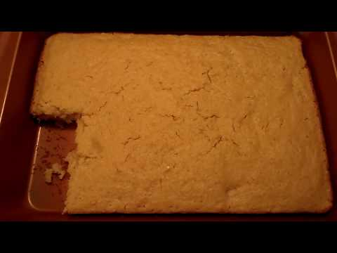 How to make Pineapple Cake 2 Ingredients