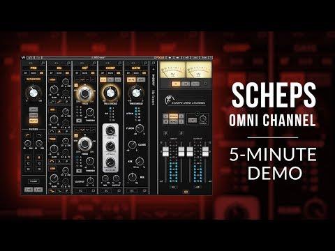 Scheps Omni Channel Strip Plugin – 5 Minute Demo