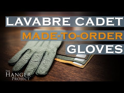 Lavabre Cadet Made-To-Order Gloves