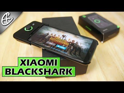 Xiaomi Black Shark Gaming Smartphone - Unboxing & Hands On Overview