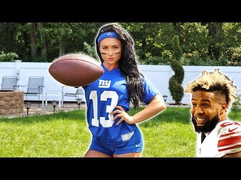 NFL Game Day Odell Beckham Jr STYLE!!