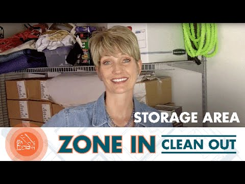 Storage Garage Basement Spring Cleaning Tips - Goodwill- Lorie Marrero