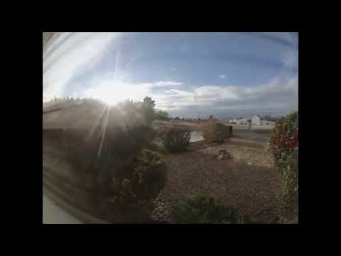 Time Lapse - Cloudy day