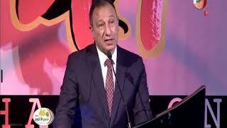 كلمة الكابتن محمود الخطيب رئيس مجلس ادارة النادى الأهلي في احتفالية الدوري