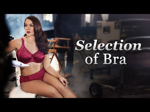 Guide to choose a well fitting Bra - The Correct Size for the Perfect Shape