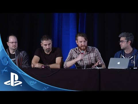 PlayStation Experience | How to Become a Game Designer (or How to Consider It) Panel