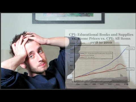 THE PRICE OF COLLEGE TEXTBOOKS EXPLAINED!