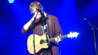 Ed Sheeran - Photograph (first performance) @ The Hammerstein, New York City 14/06/14