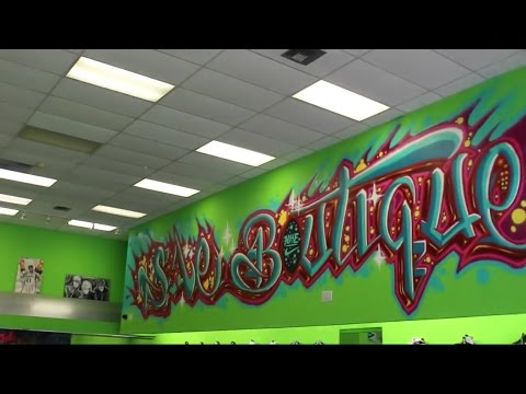 Vlog #1 San Antonio edition/ sole boutique + HOH and more