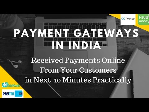 How to Apply for Payment Gateway in India