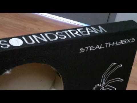 (CarAudioTv) Soundstream 12
