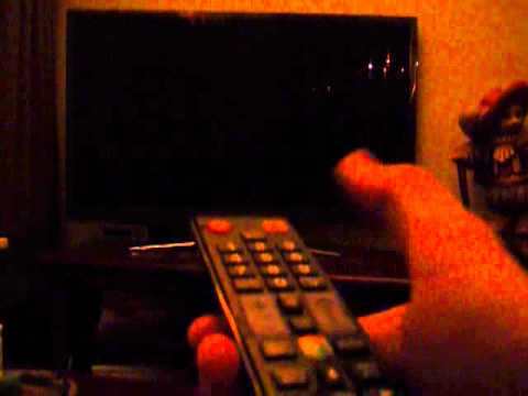 Samsung TV PS51E8000 Plasma 2012 model, Switches by itself off and on. MOVIE no 1 of 8