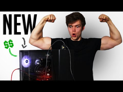 NEW GAINS | My $3500+ Edit / Gaming PC