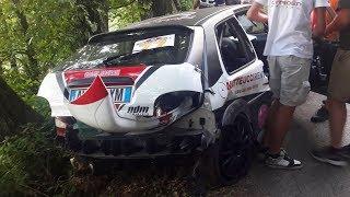52°Rally Coppa Città di Lucca 2017 CRASH | MAX ATTACK!
