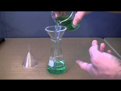Chemistry Lab - 7 - Funnels