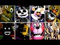 Download  All 8 Secret Animatronics - Ultimate Custom Night  MP3,3GP,MP4