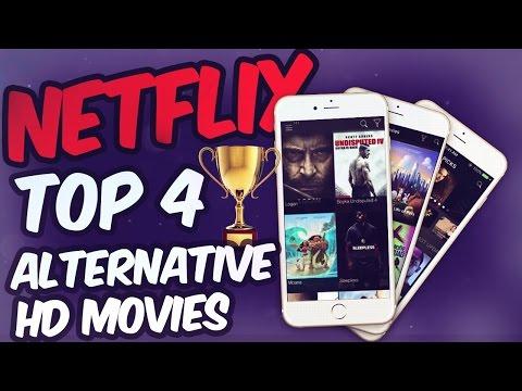 FREE MOVIES HD Netflix PREMIUM FREE TOP 4 ALTERNATIVES iOS 10 - 10.3 (No Computer / No Jailbreak)