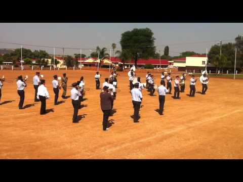 South African Airforce band
