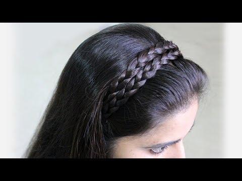 Quick & Easy Braided Hairstyles | How to make Braids Hair Style | Braid Hair Tutorial