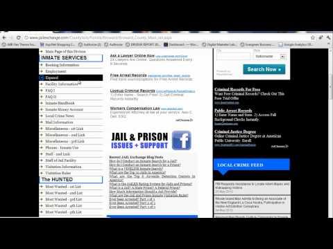 Broward County Jail - Broward County Inmate Search