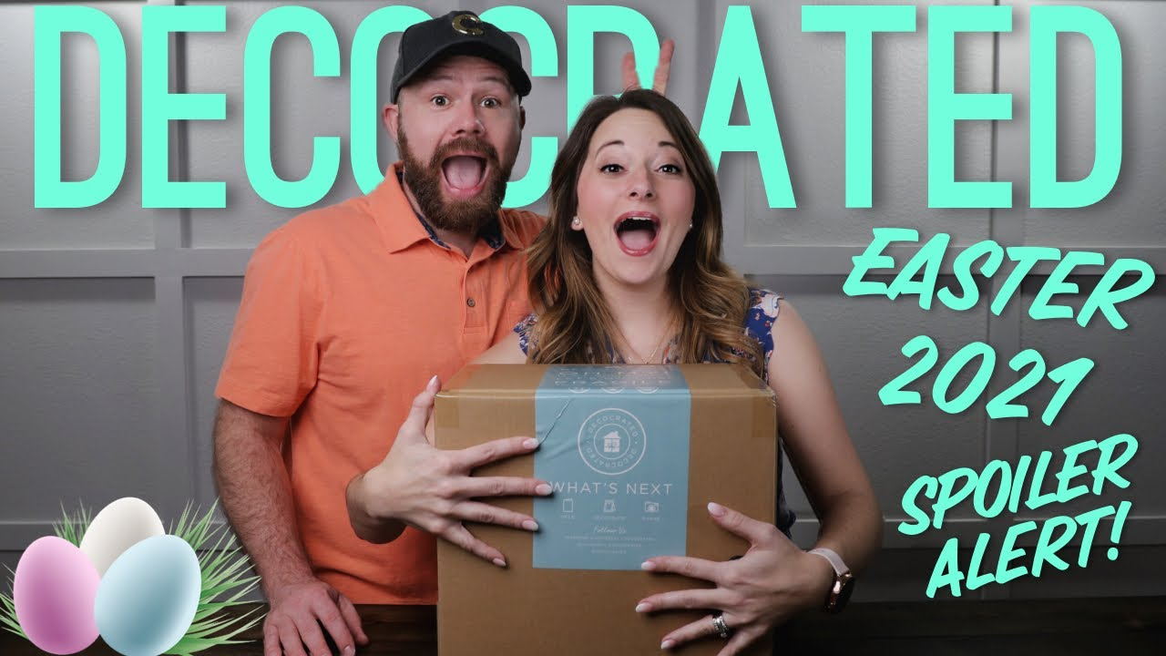 Decocrated | Easter 2020 add on box!