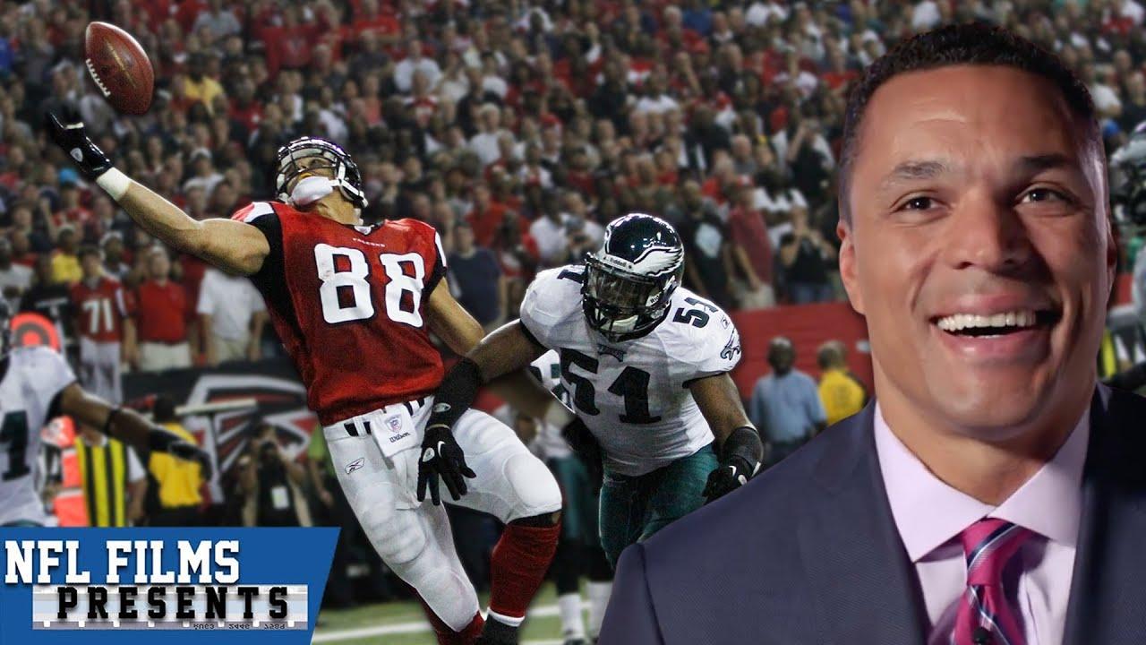 Former NFL Stars Recap Their Signature Play | NFL Films Presents