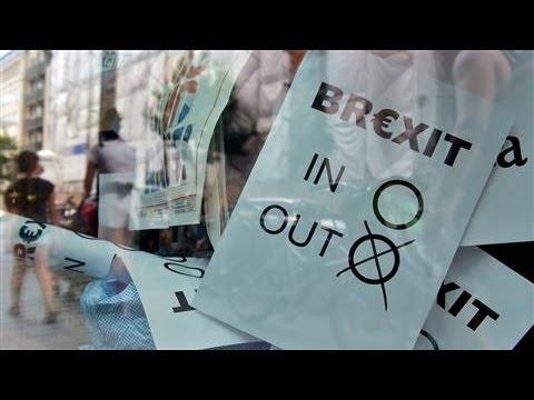 European Markets Remain Pressured by 'Brexit'