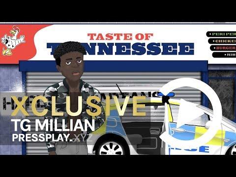 TG Millian - Real Diamonds (Music Video) #HarlemSpartans | Pressplay