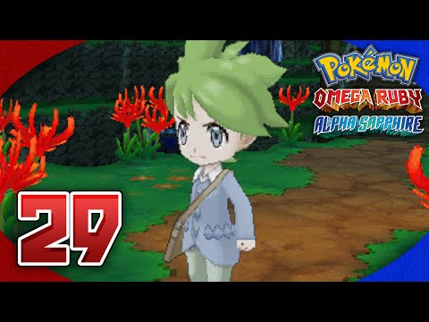 Pokémon Omega Ruby and Alpha Sapphire Walkthrough - Part 29: Victory Road, Wally and Mega Gallade
