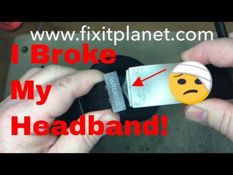 Beats Studio Wireless 2 0 Headband Repair From Start to Finish