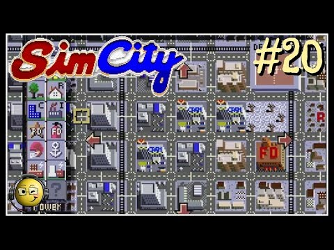 Let's Play Sim City (SNES) Part 20: How to Get Unlimited Special Gifts