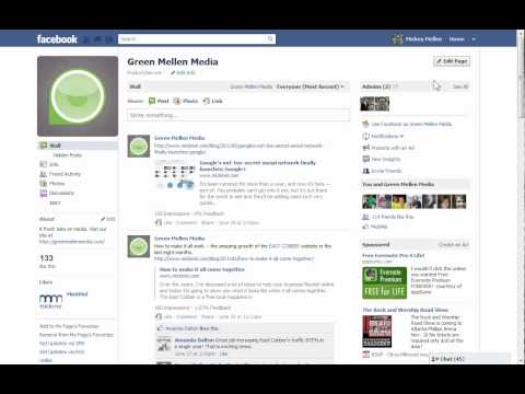 Facebook: How to best share content from your business page