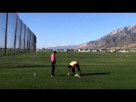 Demo Golf Lesson Driver Fundamentals