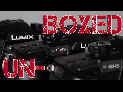 GH5S Unboxing!! ► I'm so Excited! What Should I Shoot First?