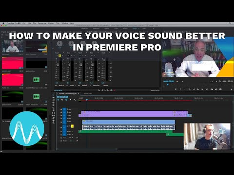 How To Make Your Voice Sound Better in Premiere Pro