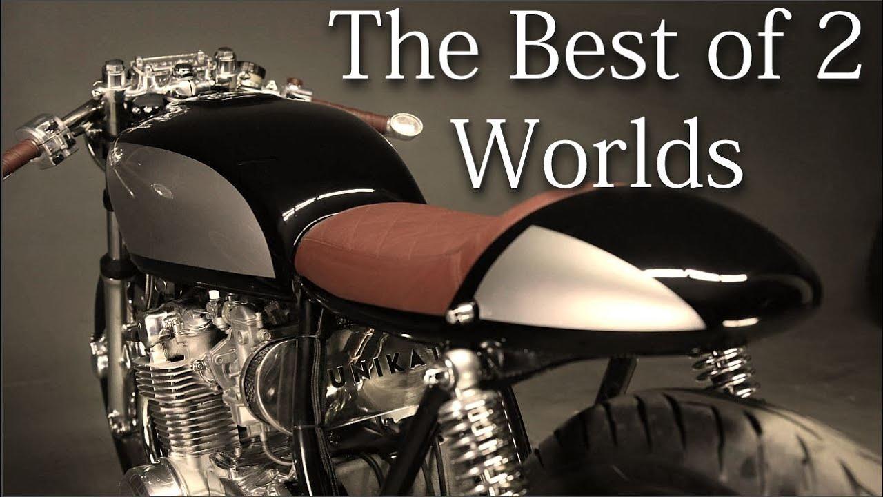 Cafe Racer (Honda CB 550 by Unikat Motorworks & Studio)