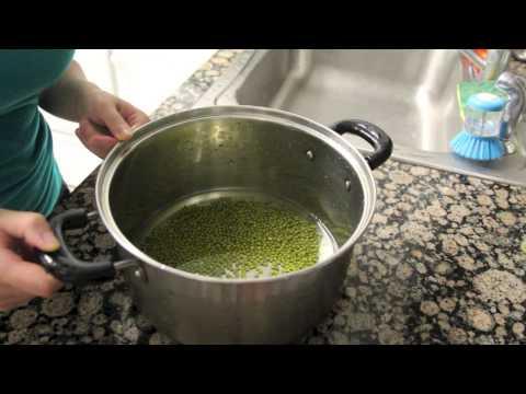 How to Make Mung Bean Soup