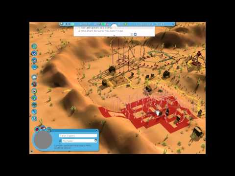 Lets Play Roller Coaster Tycoon 3 Platinum Scenario 2 Part 2: