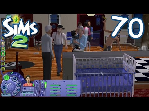 The Sims 2 Part 70- Happy Birthday