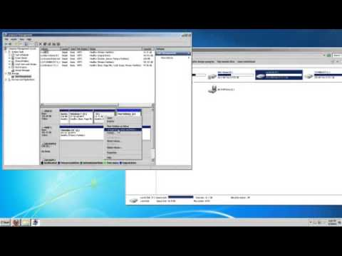 How to Hide Hard Drive or Partition in Windows 7