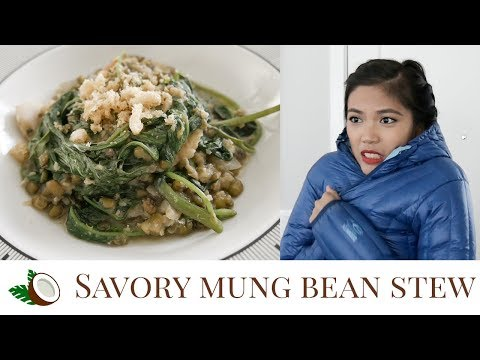 How To Cook Monggo (Mung Bean) Stew | Filipino Food Recipes