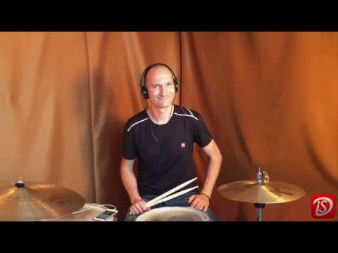 How to learn to play drums quickly and permanently with Drum School App