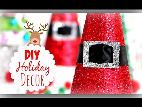 DIY Christmas Decorations ❄ Cute Holiday Room Decor