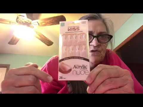 My KISS Acrylic Press On Nail Review...Impressive!