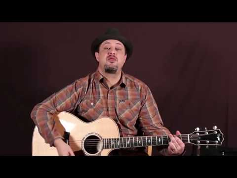 Basic Strumming for Guitar: Lesson how to strum correctly: Acoustic Guitar easy