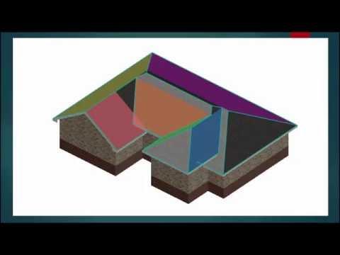 Shingle Roof Measure & Estimate - Excel Template