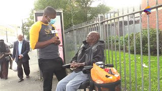 I Was Warned To Quit, Ghanaian Man In London Reveals How He Ended Up In A Wheelchair